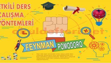 Photo of Etkili Ders Çalışma Yöntemleri-Feynman ve Pomodoro etkili ders çalışma yöntemleri - etkili ders al ma y ntemleri pomodoro feynman 400 390x220 - Etkili Ders Çalışma Yöntemleri-Feynman ve Pomodoro